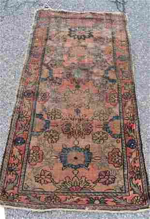 Antique Rug NW Persia, With Wear