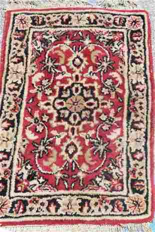 Oriental Style Table Rug