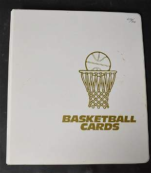 Lot of 300 Basketball Cards with 200 Rookie Cards