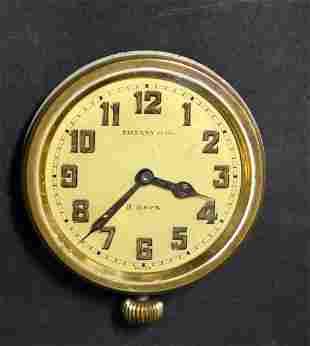 Tiffany & Co, Car Clock