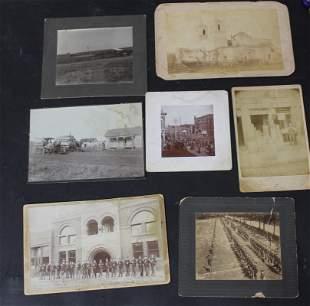 Collectors Lot of Antique Photographs (7)