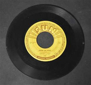 Sun Records 45: Johnny Cash