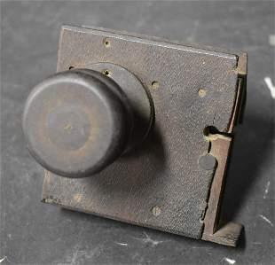 U.S. Patent Model Door Knob