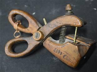 U.S. Patent Model Hand Sewing Machine