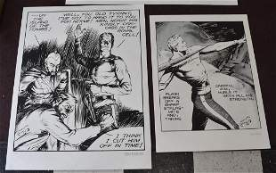 Allen Raymond Comic Litho (3)