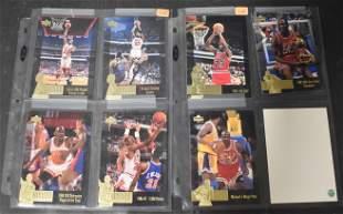 1995 Upper Deck Michael Jordan Lot Mint (7)