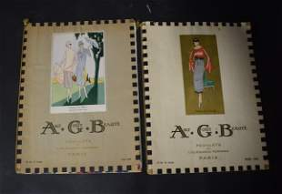1920s French Fashion Catalogues (2)