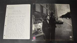 John Lennon 1980 Double Fantasy Vinyl Sgd.