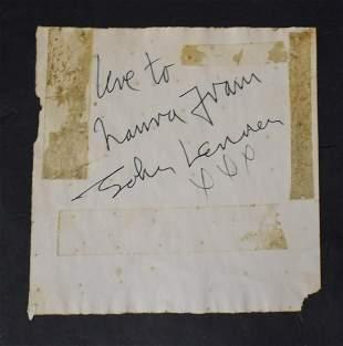 John Lennon 1963, May