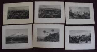 19th C. Engravings. D. Appleton & Co, NY (7)