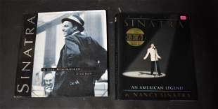 Frank Sinatra Books (2)