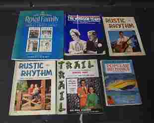 Vintage Book Collection (6)