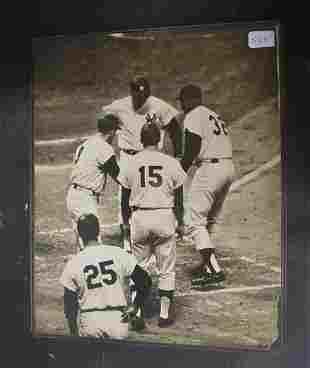 Vintage New York Yankees Photo