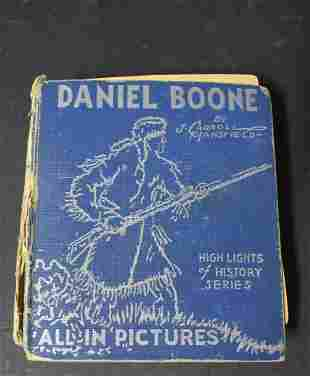 Mansfield Daniel Boone AllIn Pictures, 1934