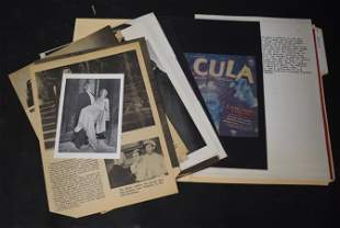 Collection of Dracula Material (33)