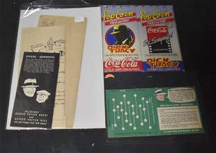 Dick Tracy Collectables (4)