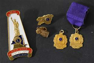Lions Club Collectibles (5)