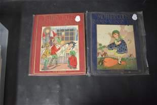 Antique Children's Books Inc. Mother Goose C. 1920s