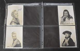 Bunny Yeager Glamour Photos with Negatives (5)