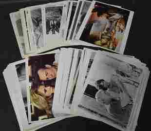 Dealer's Lot of Movie Stills (approx. 100)