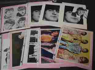 Collector's Lot of Beatles Photographs (25)