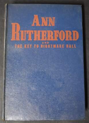 Heisenfelt Anne Rutherford