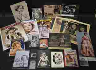 Collector's Lot of Shirley Temple (23)