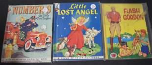 Lot of Children's Little Books (3)