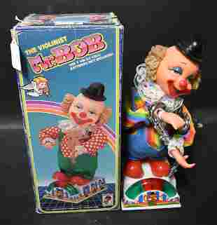 Mr. Bob the Saxophonist BO Toy
