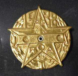 Radio Orphan Annie 1938 Decoder Badge