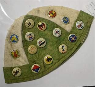 PEP Military Insignia Litho Buttons (36)