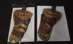 Pair of Gene Autry Holsters