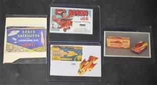 Space Rocket TriPlane and Petrol Car Promos (4)