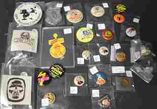 Antique Collectible Pinbacks and Premiums Inc. 1930s