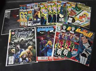 Lot of Marvel Comic Books (28)