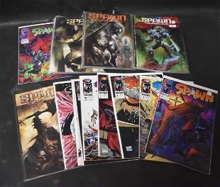 Lot of Spawn Comic Books (37)