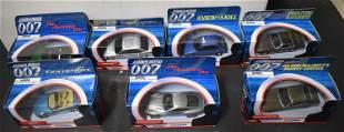 Lot of Goldeneye 007 Model Cars (24)