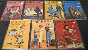 Walt Disney's Magazine Lot 1950s (7)
