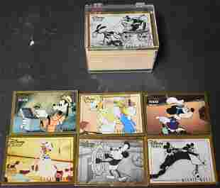 Disney Mickey Mouse Trading Cards