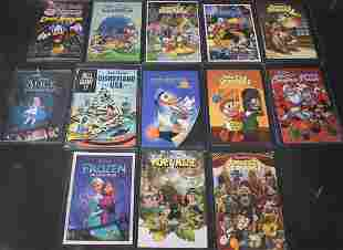 Collector's Lot of Disney Promo Cards (13)