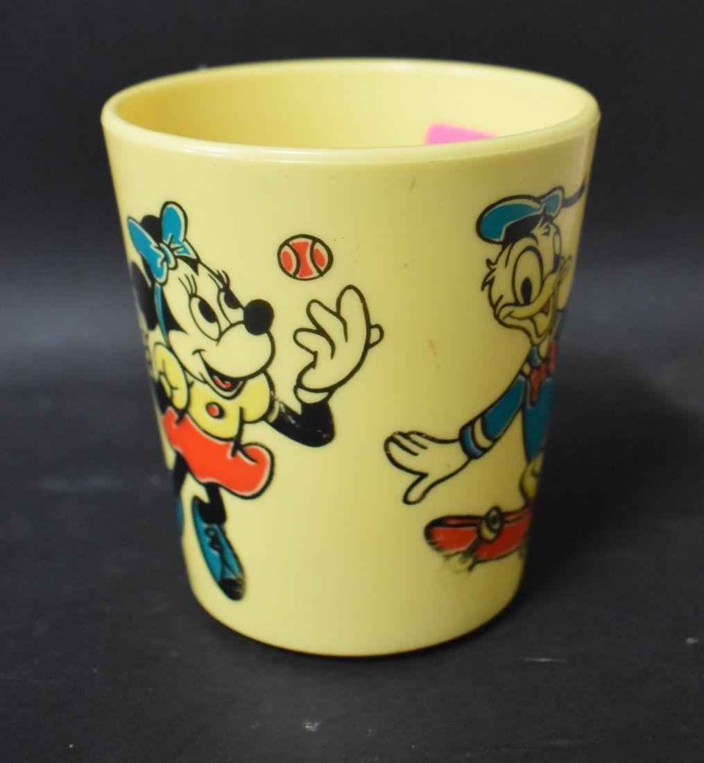 Walt Disney Mickey Mouse Cup
