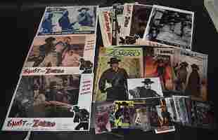 Large Collector's Lot of Zorro Ephemera