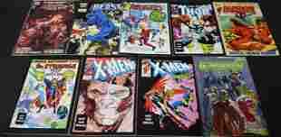 Lot of Marvel Comic Books (9)