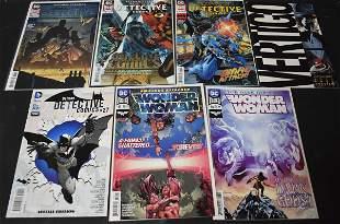 Lot of DC Comic Books (7)