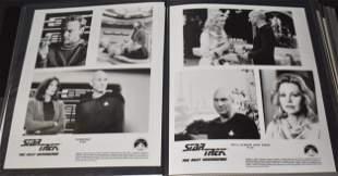 Album of Star Trek Promotional Photos (approx. 125)