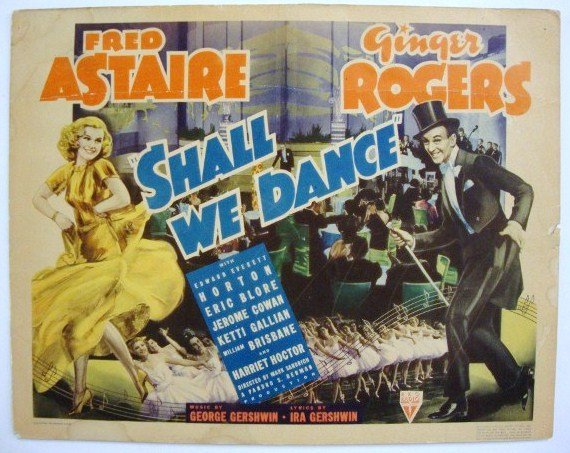 SHALL WE DANCE MOVIE TITLE CARD