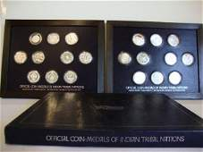 119: Forty 999 SILVER PROOF MEDALLIONS