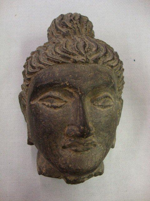 645: STONE BUDDHA HEAD
