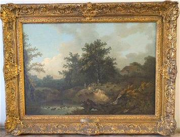 T Gainsborough(attr);18th C.English Oil Christie's
