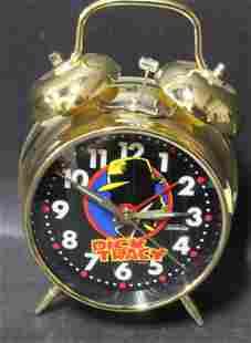 Dick Tracy Alarm Clock